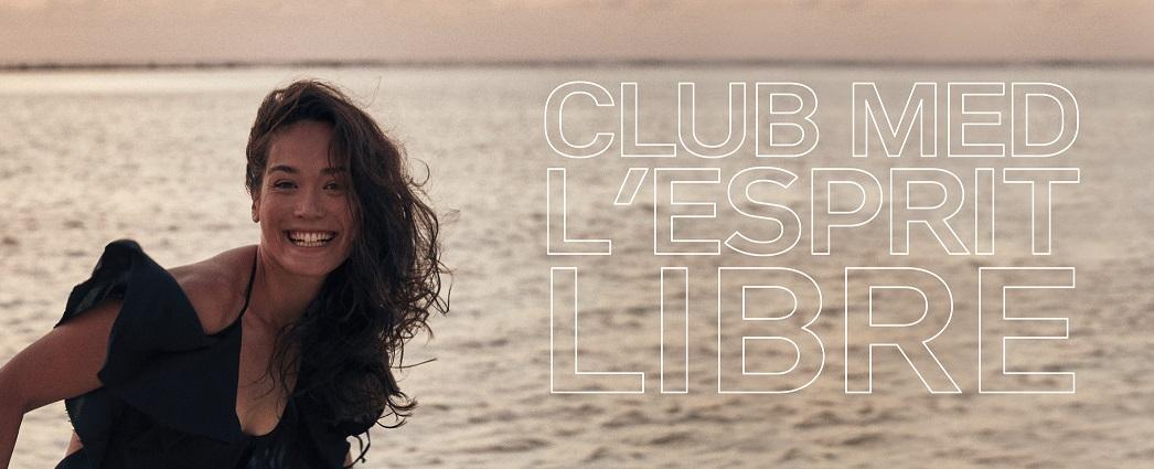 Club Med l'esprit libre