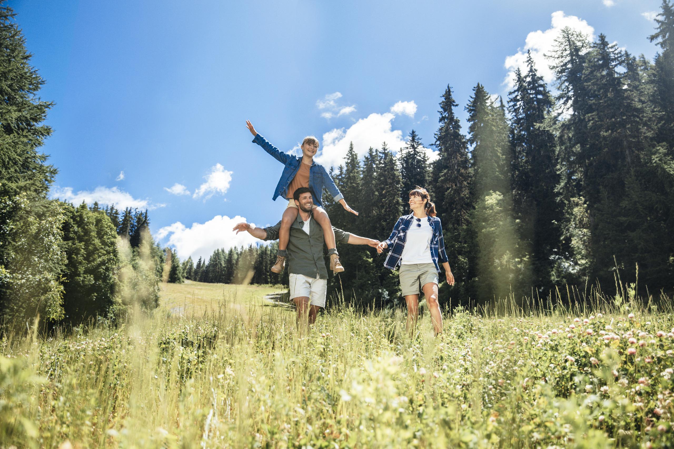 Club Med - La montagne l'été